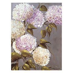Art.com Hortensia Lila II Wall Art Print