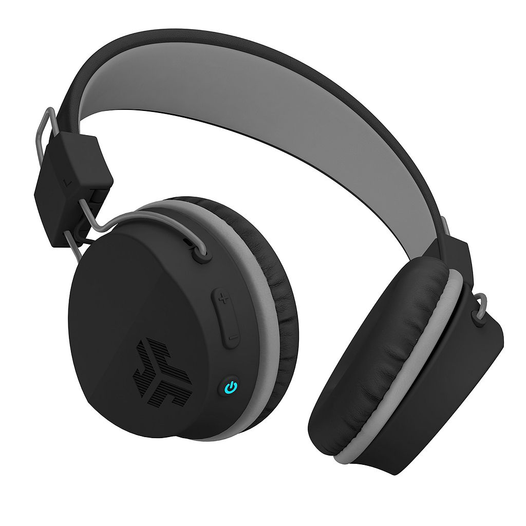 JLab Neon Bluetooth On-Ear Headphones with Universal Mic