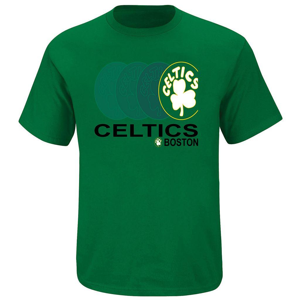 Boys 8-20 Boston Celtics Name State Tee