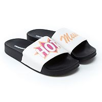 Unionbay ''Hot Mess'' Women's Slide Sandals