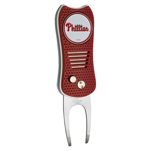 Team Golf Philadelphia Phillies Switchfix Divot Repair Tool