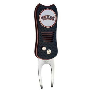 Team Golf Texas Rangers Switchfix Divot Repair Tool