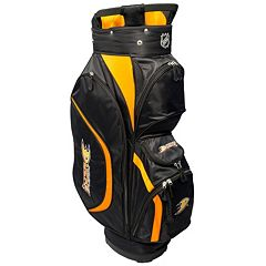 Team Golf Anaheim Ducks Clubhouse Golf Cart Bag