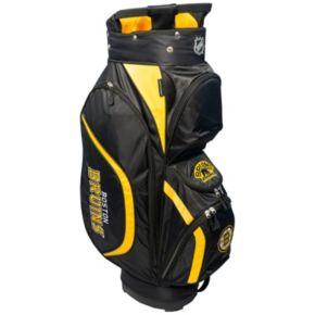 Team Golf Boston Bruins Clubhouse Golf Cart Bag