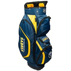 Team Golf Buffalo Sabres Clubhouse Golf Cart Bag