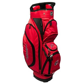 Team Golf Carolina Hurricanes Clubhouse Golf Cart Bag