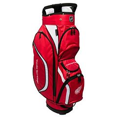 Team Golf Detroit Red Wings Clubhouse Golf Cart Bag