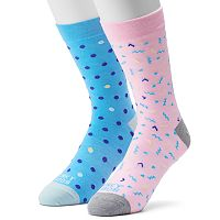 Men's Funky Socks 2-pack The Winner Derby Socks