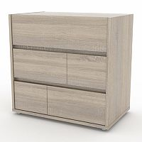 Pilsen 3-Drawer Dresser