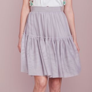 LC Lauren Conrad Dress Up Shop Collection Tulle Skirt - Women's