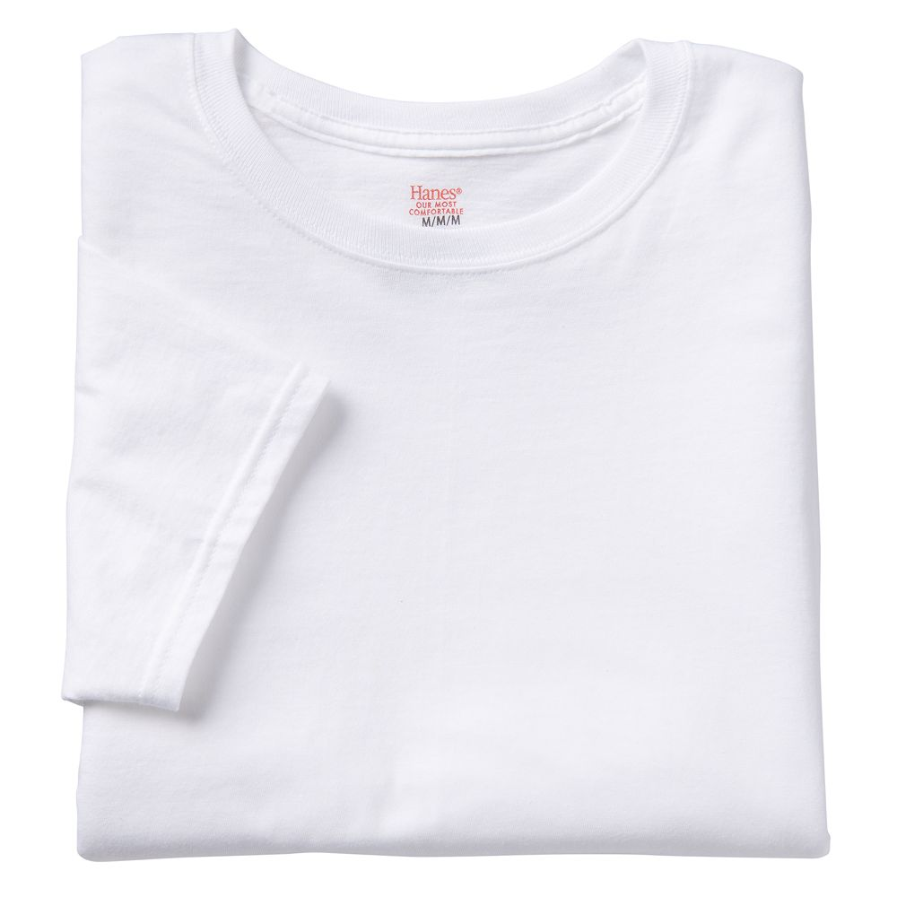 high quality materials select for official search for clearance Men's Hanes 5-pack Comfort Cool Crewneck Tees