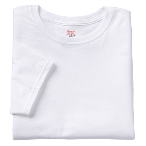 Men's Hanes 5-pack Comfort Cool Crewneck Tees