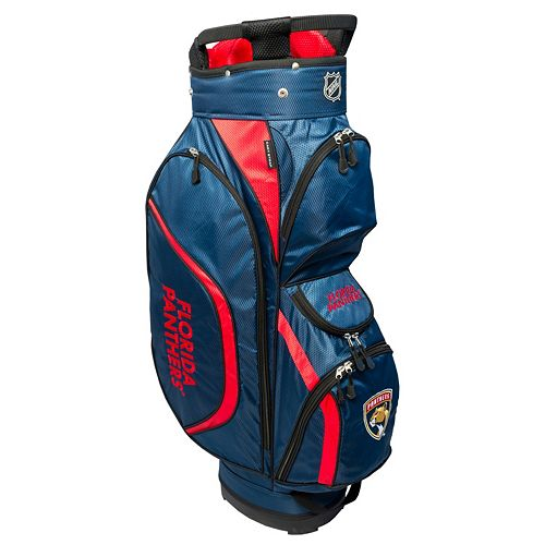 Team Golf Florida Panthers Clubhouse Golf Cart Bag