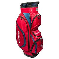 Team Golf Montreal Canadiens Clubhouse Golf Cart Bag