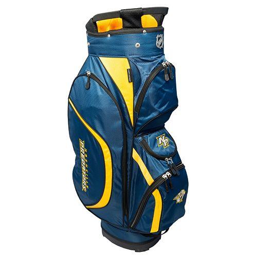 Team Golf Nashville Predators Clubhouse Golf Cart Bag