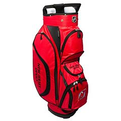 Team Golf New Jersey Devils Clubhouse Golf Cart Bag