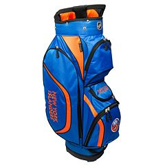 Team Golf New York Islanders Clubhouse Golf Cart Bag