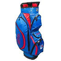Team Golf New York Rangers Clubhouse Golf Cart Bag