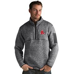 Men's Antigua Boston Red Sox Fortune Pullover