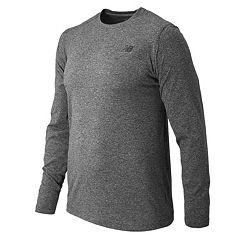 Men's New Balance Long-Sleeve Performance Tee