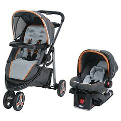 Graco Modes Sport Click Connect Travel System Stroller by