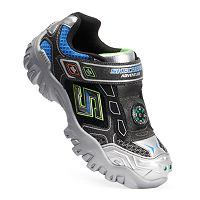 Skechers Hot Lights Adventure 2.0 Boys' Light-Up Shoes
