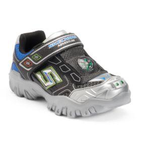 Skechers Hot Lights Adventure 2.0 Boys' Light-Up Shoes