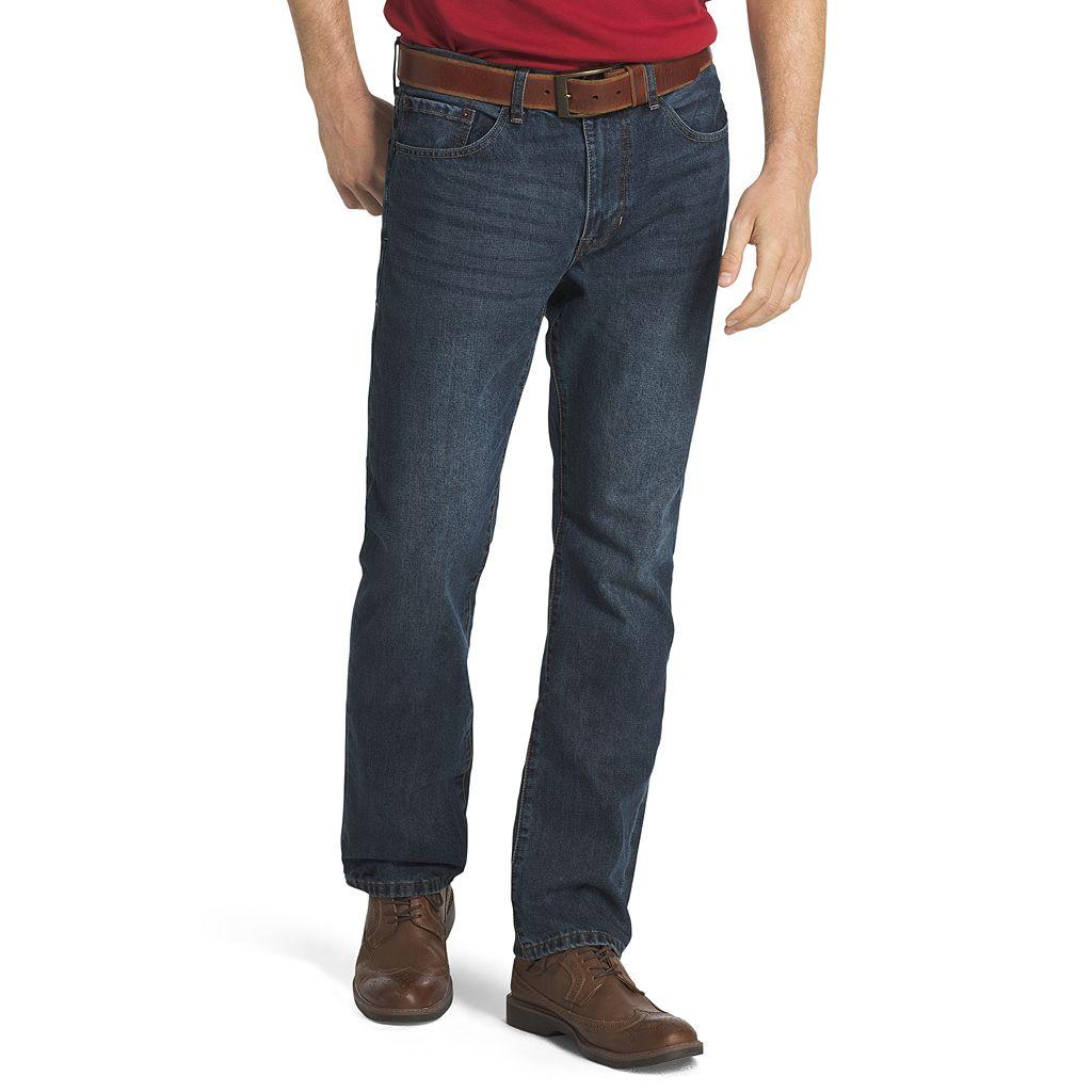 Men's IZOD 5-Pocket Straight-Fit Jeans
