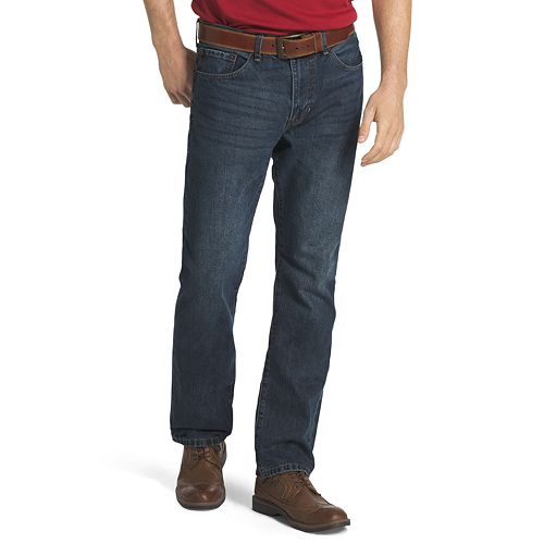Men's IZOD 5-Pocket Straight-Fit Jeans
