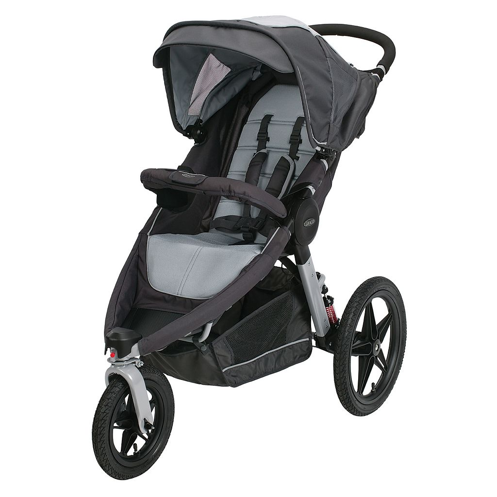 Graco Relay Click Connect Travel System with SnugRide Click Connect 35