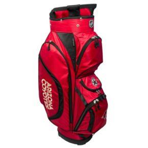 Team Golf Arizona Coyotes Clubhouse Golf Cart Bag