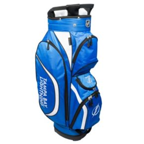 Team Golf Tampa Bay Lightning Clubhouse Golf Cart Bag
