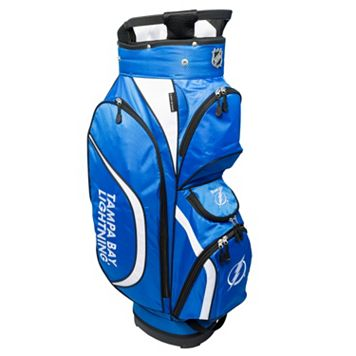 Team Golf Tampa Bay Lightning Clubhouse Golf Cart Bag