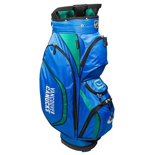 Team Golf Vancouver Canucks Clubhouse Golf Cart Bag