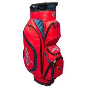 Team Golf Washington Capitals Clubhouse Golf Cart Bag