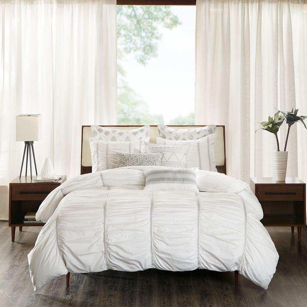 INK+IVY 3-piece Reese Comforter Set
