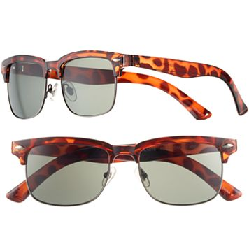Men's Dockers Clubmaster Sunglasses