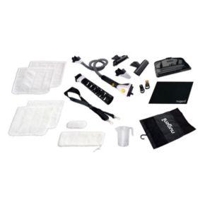 Nugeni Steam+ 2-in-1 Handheld Steamer & Steam Mop (SMP010)