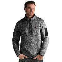 Men's Antigua Chicago White Sox Fortune Pullover