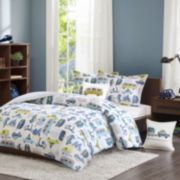 INK+IVY Kids Road Trip Comforter Set