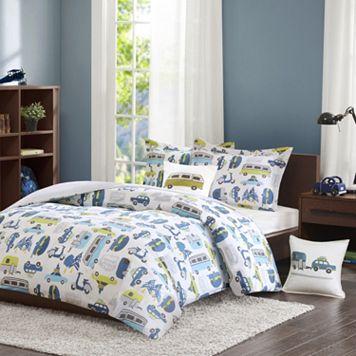 INK+IVY Kids Road Trip Comforter Set
