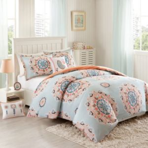 INK+IVY Kids Hana Duvet Cover Set