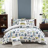 INK + IVY Kids Road Trip Duvet Cover Set