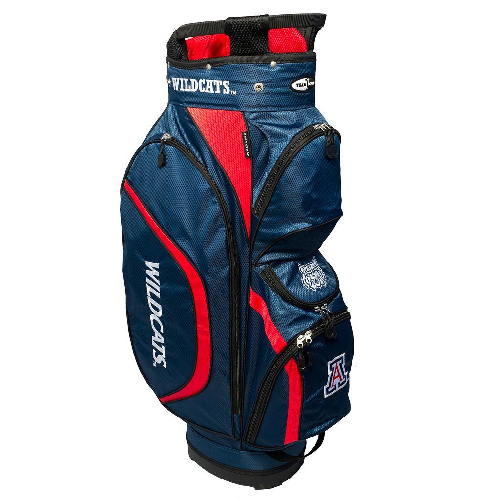 Team Golf Arizona Wildcats Clubhouse Golf Cart Bag