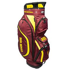 Team Golf Arizona State Sun Devils Clubhouse Golf Cart Bag