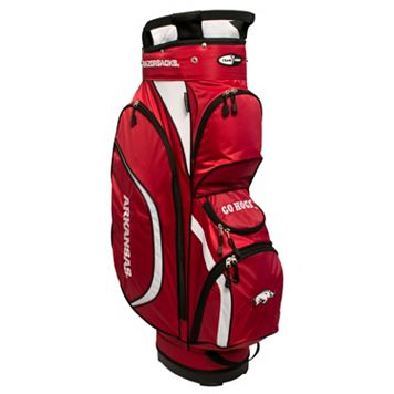Team Golf Arkansas Razorbacks Clubhouse Golf Cart Bag