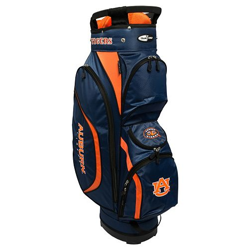 Team Golf Auburn Tigers Clubhouse Golf Cart Bag