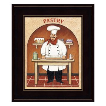 Pastry Framed Wall Art