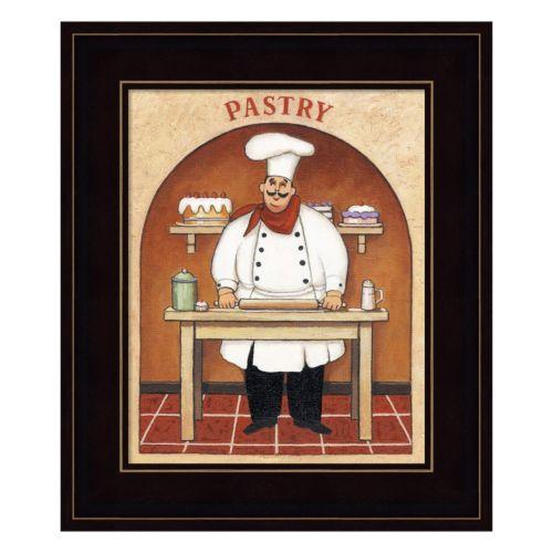 Pastry Framed Wall Art