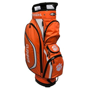 Team Golf Clemson Tigers Clubhouse Golf Cart Bag
